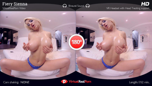 Virtual reality porn movies
