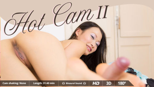Hot Cam II for PS VR