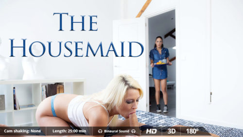 The Housemaid for PS VR