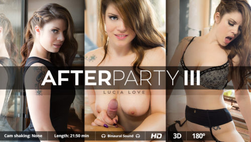 After Party III for PS VR