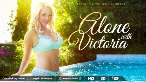 Alone with Victoria for PS VR