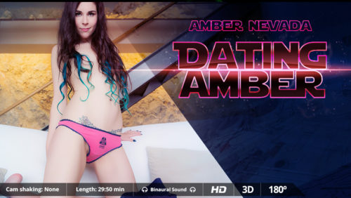 Dating Amber for PS VR