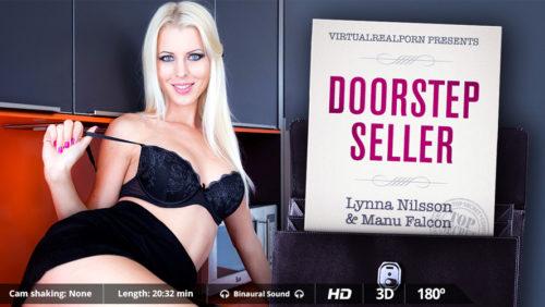 Doorstep Seller for PS VR