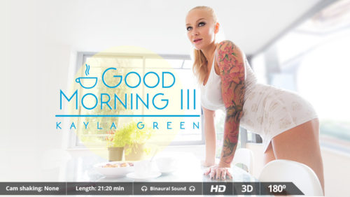 Good Morning III for PS VR
