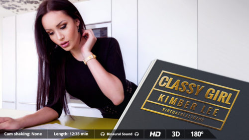 Classy Girl for PS VR