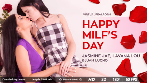 Happy MILF's Day for PS VR