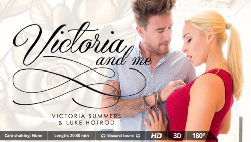 Victoria and Me for PS VR
